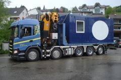 EZB neu mit Container cherusgaelti lackiert
