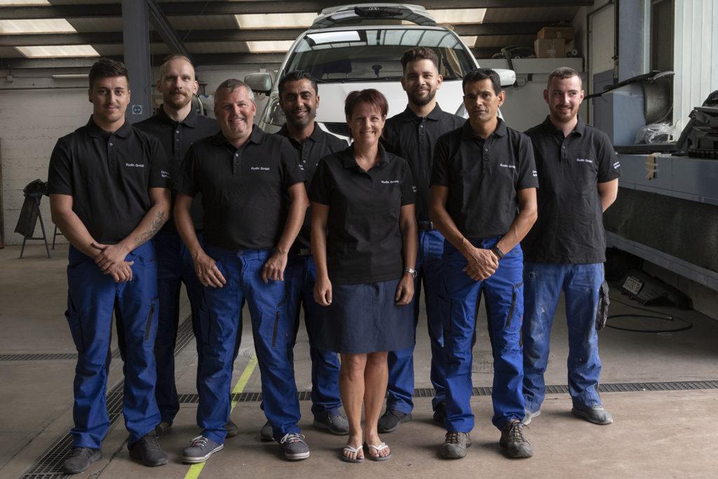 Rudin Team